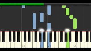 Stille Nacht, heilige Nacht - Piano Tutorial