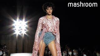 超個性的なニットウェアがランウェイに登場!RYOTAMURAKAMIから改名したpillings2021年春夏ファッションショー