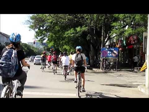 ASU China 2012 - Beijing Bike Tour, part I