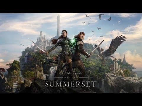 ESO SUMMERSET IS LIVE! - Various Activities & GIVEAWAYS! (Stream VOD)