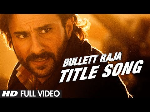 BULLETT RAJA (Title Song) song lyrics
