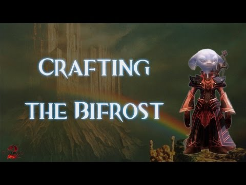 Crafting the Bifrost, Part 8: Jars of Paint