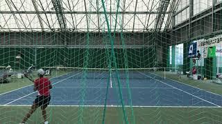 【ホームページ運用開始】 (https://www.agstyle-tennis.com/) 令和元年度全日本学生テニス選手権大会 女子シングルス1回戦 10 末野聡子(慶大) 26 64 62...