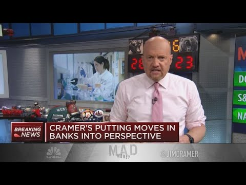 Jim Cramer: No wonder the banks have been hit so hard