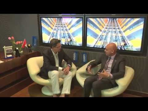 My interview with Ayman Youssef Vice President at Coldwell Banker UAE in Dubai.
