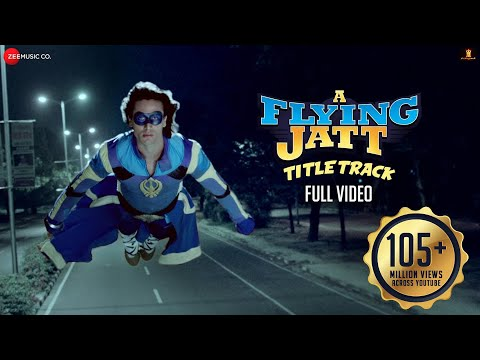 A Flying Jatt - Title Track - Full Video |...