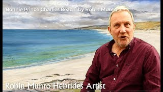 Best Scottish Hebrides Artist Hebrides Isle Art Scotland