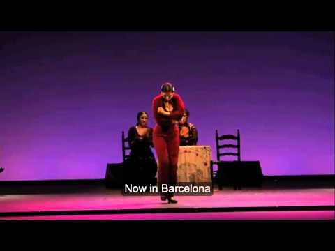 Tablao Cordobes Gran Festival Flamenco de Barcelona Palau de la Musica Catalana