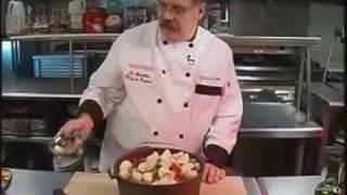Chef Ed Prepares Burgoo