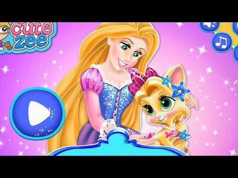 Игра Принцессы Диснея Подружки невесты играть онлайн