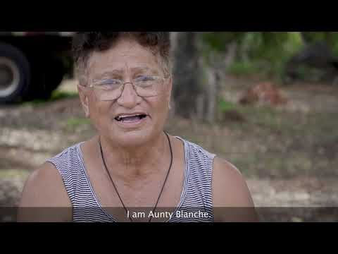 Aunty Blanche in Support of Chris Lee for Hawaii State Senate
