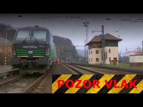 POZOR VLAK / THE TRAIN - 37. [FULL HD]