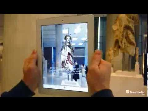 The CHESS Project: Augmented Reality at the Acropolis Museum's Chios Kore
