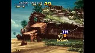 Metal Slug 3 - For fun! - HEAVY MACHINEGUN!