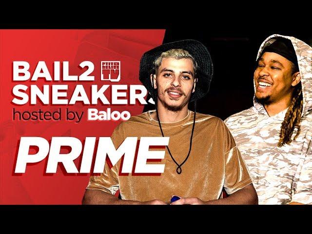 PRIME– Bail 2 Sneakers