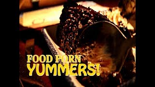 """FOOD PORN"" NYC  Pinoy Vlogger TJ Vlog # 65"