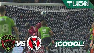 ¡Qué error de Lajud! | Juárez 2 - 0 Tijuana | Liga MX - Apertura 2019  - Jornada 17 | TUDN
