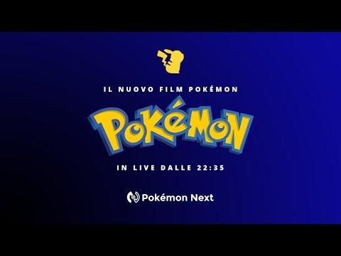 LIVE - Film Pokémon 2018, primo teaser trailer!