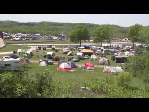 Camping at Road America - America's National Park of Speed!