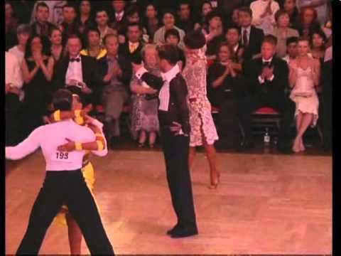 Blackpool Dance Festival 2004 Pro Latin Final