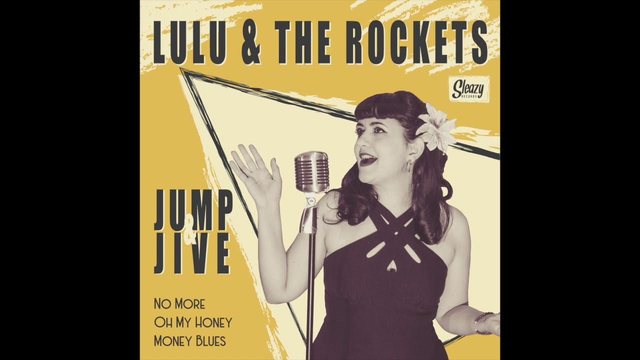 Lulu and The Rockets Jump and Jive CD
