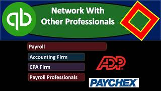 Who Should QuickBooks Bookkeepers Network With