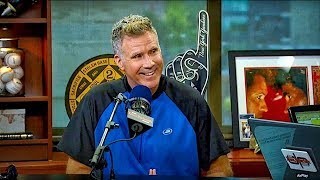 connectYoutube - Actor Will Ferrell Joins The Dan Patrick Show In-Studio | Full Interview | 11/7/17