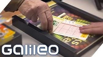 Milliardengeschäft Lotto: Wer verdient eigentlich daran? | Galileo | ProSieben