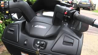 Suzuki 650 Burgman Executive thumbnail