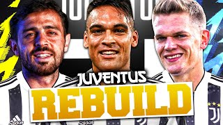 REBUILDING JUVENTUS!!! FIFA 22 Career Mode