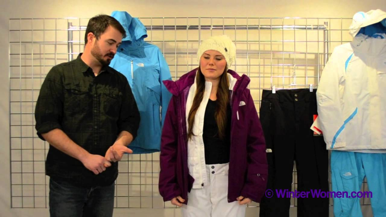 a1c4ddd62 2012-2013 The North Face Women's Cheakamus Triclimate Jacket