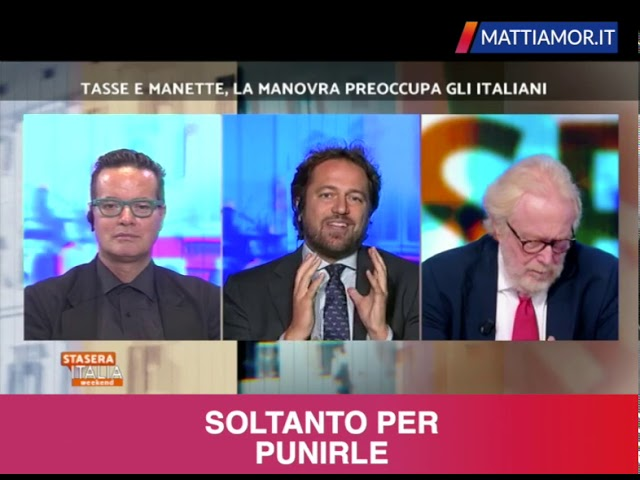 Stasera Italia - 27.10.2019