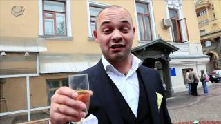 Семеновы Алексей и Ольга - свадьба, трейлер