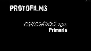 Primaria Egreso 2013 Bartolome Mitre
