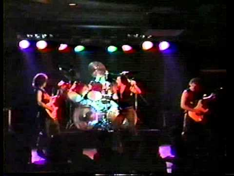 BLACKOUT at THE TOY TIGER 1986