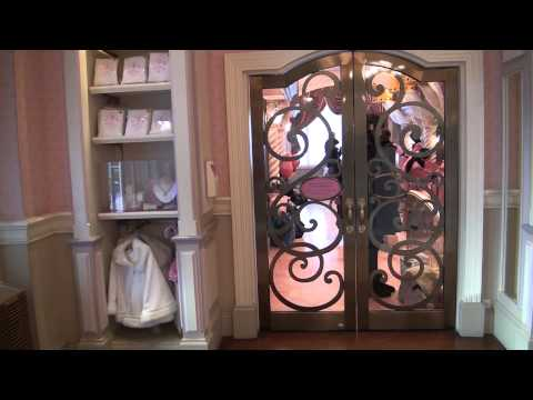Disney Mercantile Princess Aurora Minnie Mouse
