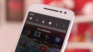 Moto G4 Plus | Android 7.0 (Nougat) + Test de velocidad Video