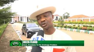 Delta Flood: Residents Ask Govt To Build More Drains
