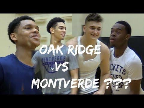 Oak Ridge vs Montverde! Who You Got?? Pickup Games @ UCF