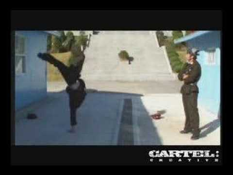 North Korea vs South Korea Breakdance - YouTube