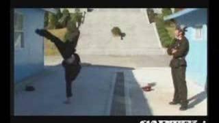 North Korea vs South Korea Breakdance