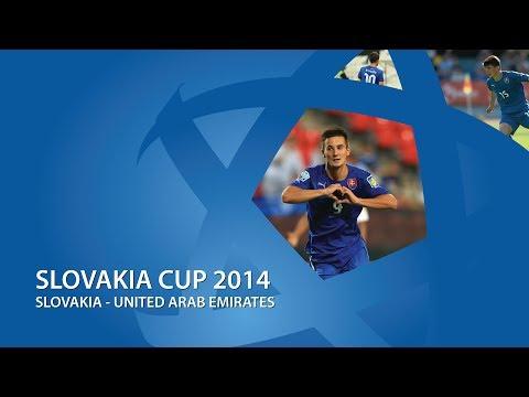 Slovakia Cup 2014: Slovakia - United Arab Emirates