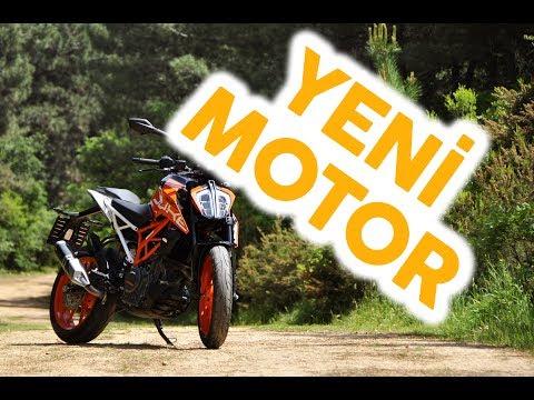 Yeni Motosikletim - Ankara'dan İstanbula Rodaj