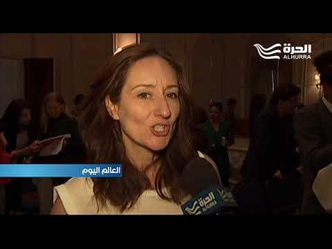 كفاح المرأة العربية لأجل تحقيق ذاتها... في معرض فني في واشنطن