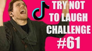 Tik Tok Cringe Edition - Try Not to Laugh Challenge #61 - You Laugh, You Lose