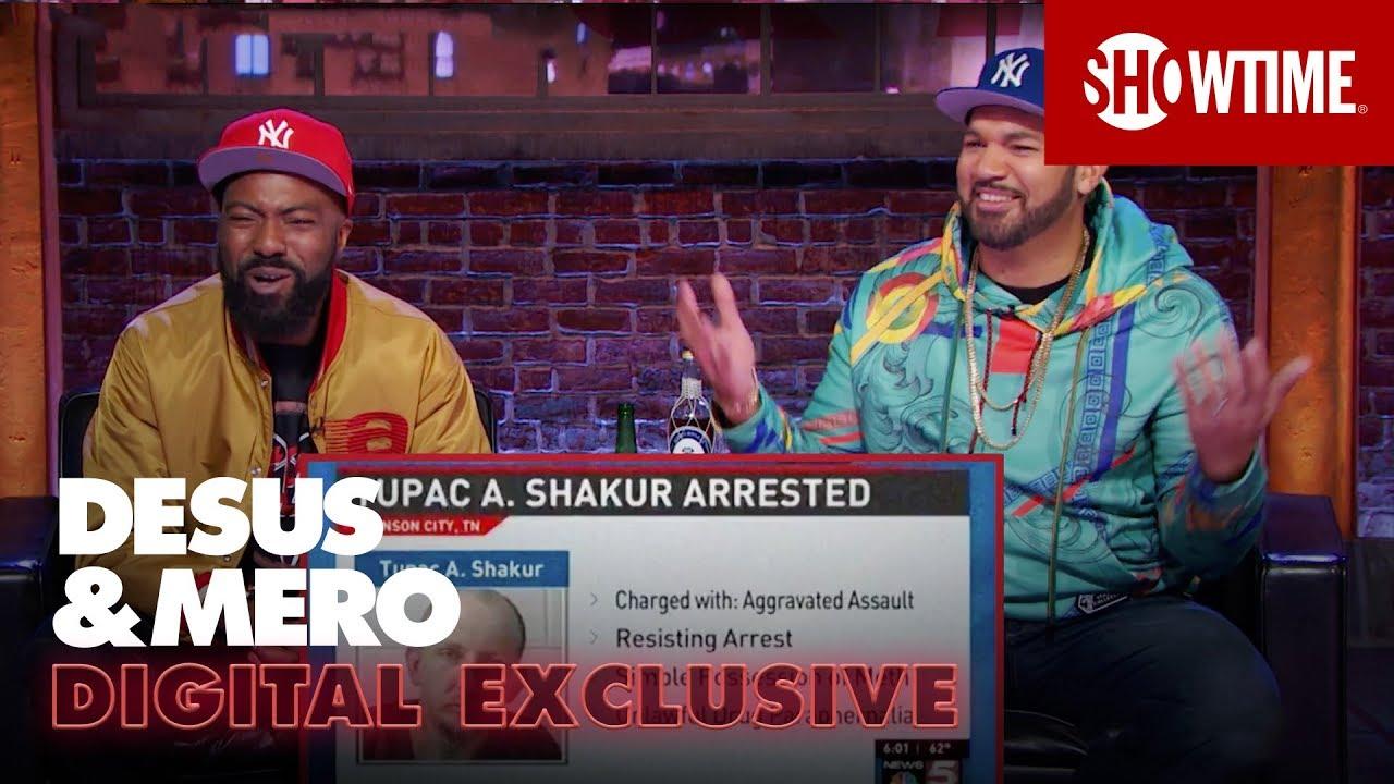 Tupac Shakur Back from the Dead? | BONUS Clip | DESUS & MERO
