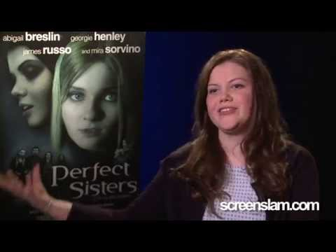 Perfect Sisters: Exclusive  with Georgie Henley from The Chronicles of Narnia