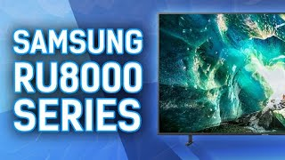 Reviewing The Samsung RU8000 S…