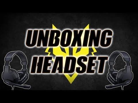 Unboxing the Nubwo u3 headset