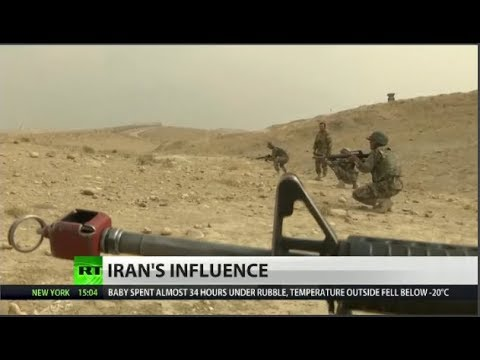 Iran stepping up efforts in Afghanistan and Middle East